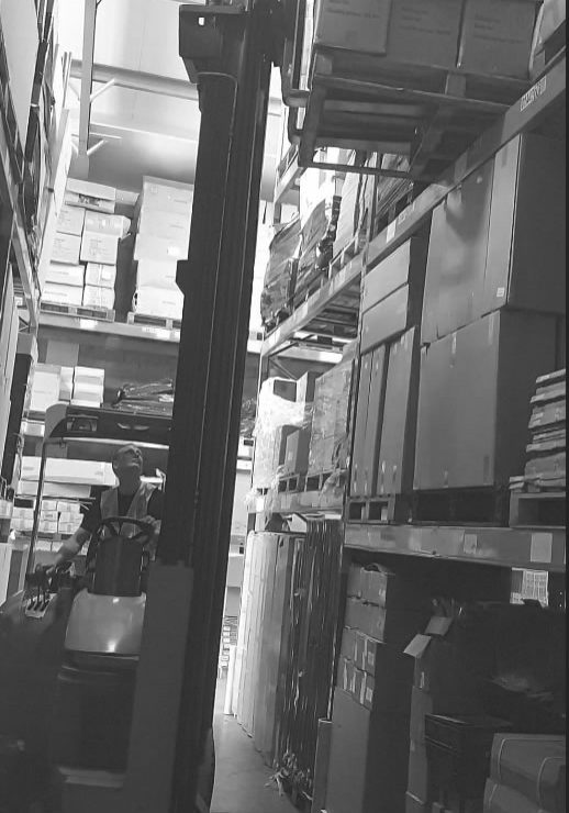 Interpac Norwich provides Storage, Warehousing & Fulfilment Services to the UK & Worldwide